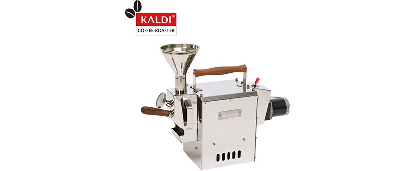 KALDI wide Drum Coffee Roaster for Home